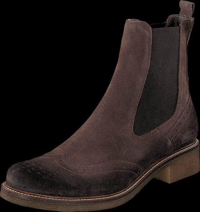 Kjøp Nome Short boot 1826255 Dark brown Brune Sko Online