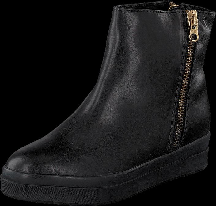 Kjøp Nome Low boot 3300001 Black Svarte Sko Online