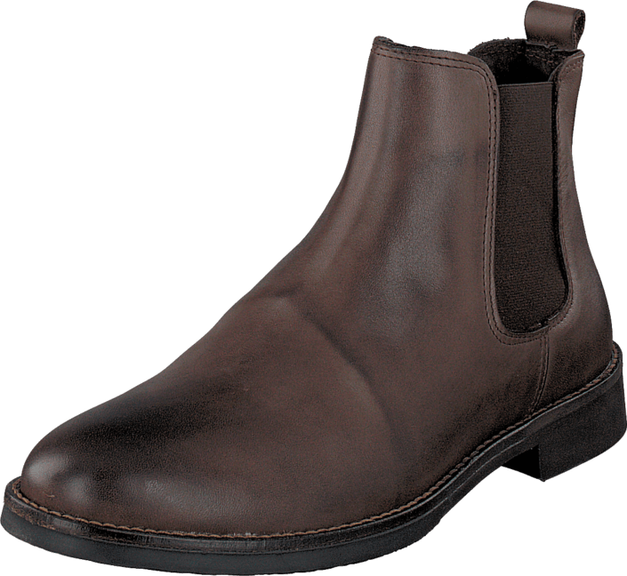 Kjøp Nome Mens boot 3781402 Dark brown Grå Sko Online