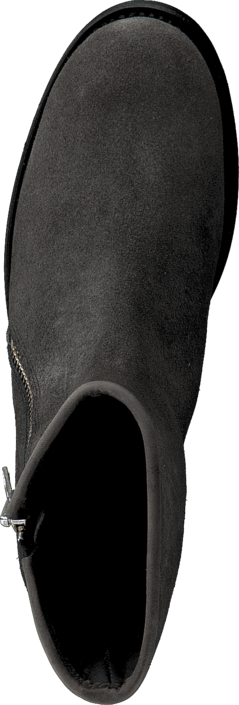 Kjøp PrimeBoots Alyssa Low Dark grey Nikel Svarte Sko Online