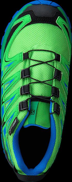 Kjøp Salomon Xa Pro 3D CSWP J Tonic Green/Gr/Bl Grønne Sko Online