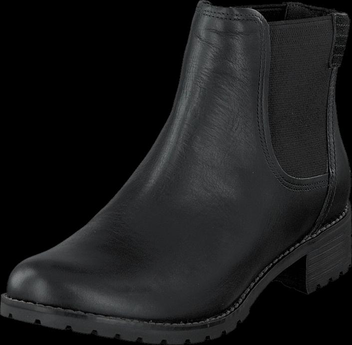 Kjøp Timberland Bethel Heights Doubl CA11HI Black Svarte Sko Online