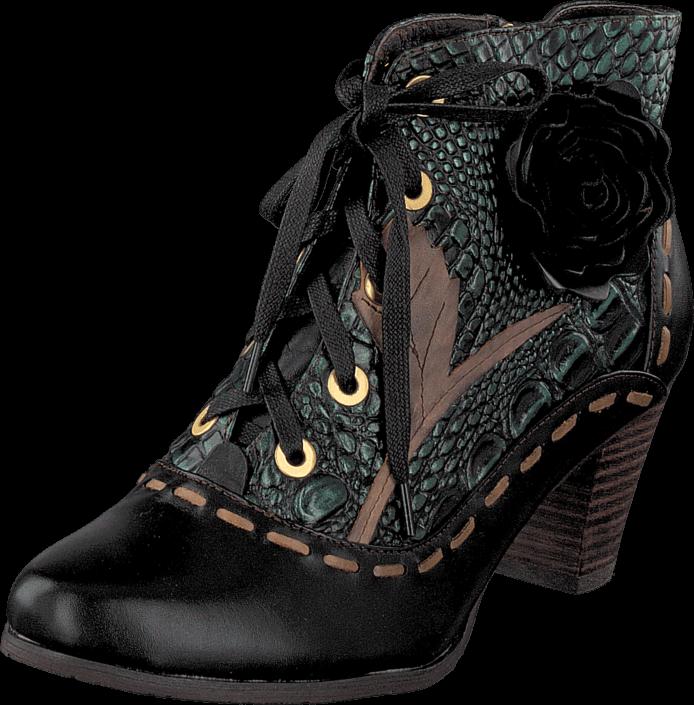 Kjøp Soft Comfort Freital Black 06 Svarte Sko Online