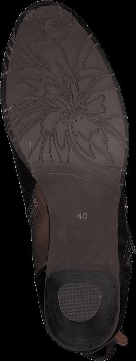 Kjøp Soft Comfort Fellbach Black/cognac 04 Brune Sko Online