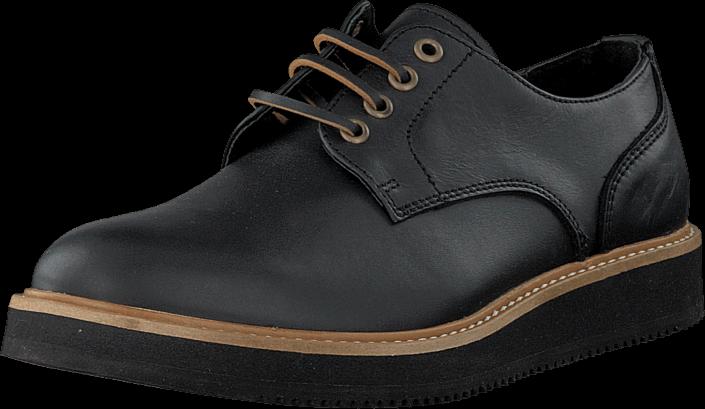 Kjøp WeSC Blucher Black Svarte Sko Online
