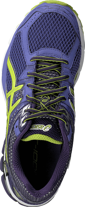 Kjøp Asics GT 1000 3 Gtx Purple Lime Deep Purple Blå Sko Online