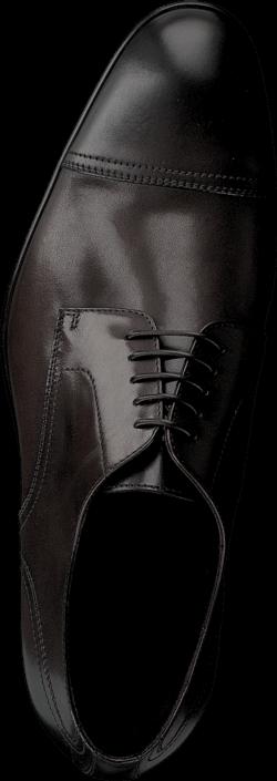 Kjøp Boss - Hugo Boss Mandor Dark Brown Svarte Sko Online