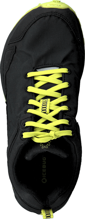 Kjøp Icebug Kayi2 BUGrip® Black/Poison Svarte Sko Online