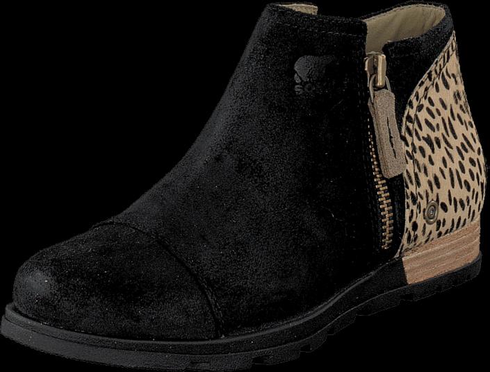 Kjøp Sorel Major Low Premium 010 Black Fossil Svarte Sko Online