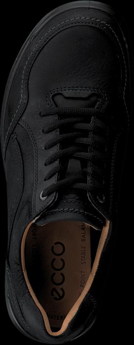 Kjøp Ecco Howell Black Svarte Sko Online