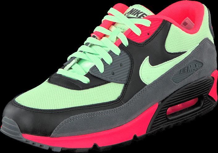 quality design 640b3 043ee Kjøp Nike Nike Air Max 90 Essential Green Dark Grey-Black-Vapor Gule