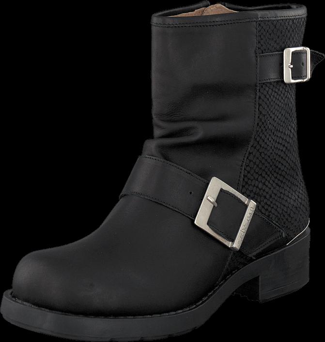 Kjøp Sixtyseven Tyra 77169 Oleato/Parma Black Svarte Sko Online