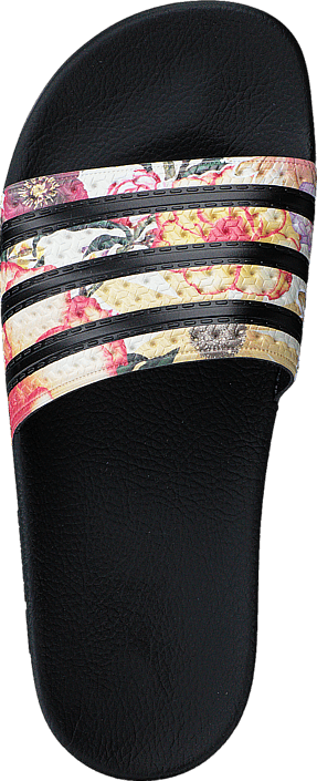 Kjøp adidas Originals Adilette W Core Black Svarte Sko Online