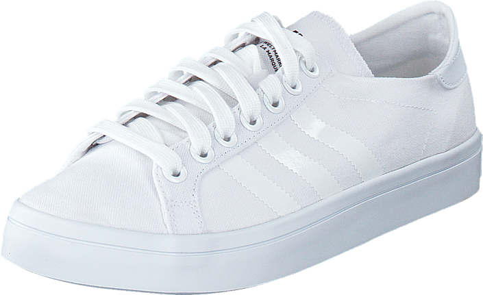 Kjøp adidas Originals Courtvantage Ftwr White/Core Black Hvite Sko Online