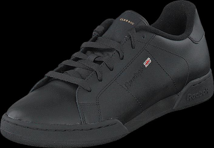 Kjøp Reebok Classic NPC II NE Black/Black Grå Sko Online