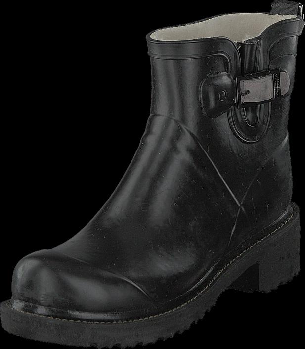 Kjøp Ilse Jacobsen Rub60 Black Grey Svarte Sko Online