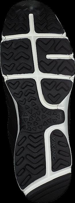 Kjøp Viking Terreng M GTX Black/White Svarte Sko Online