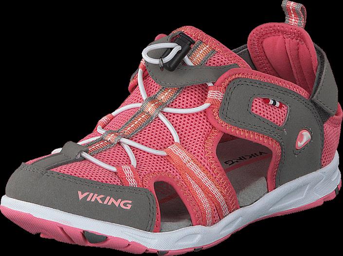 Kjøp Viking Loke Pink/Grey Grå Sko Online