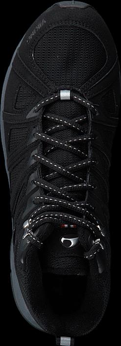 Kjøp Viking Impulse Mid W Black/Grey Svarte Sko Online