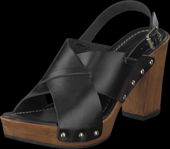 Kjøp Nome 161-5883826 Black Brune Sko Online