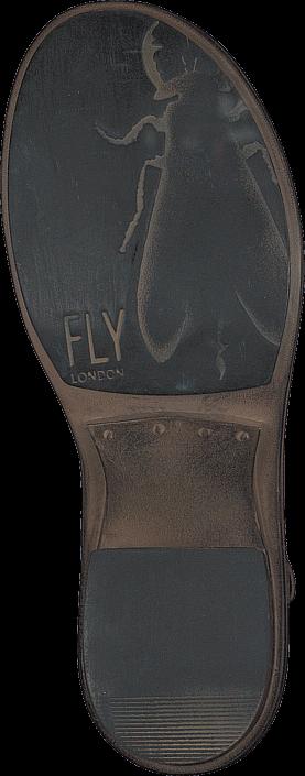 Kjøp Fly London Cly Brown Brune Sko Online
