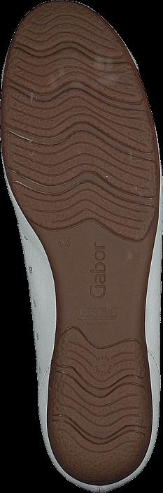 Kjøp Gabor 44.169.21 White Hvite Sko Online