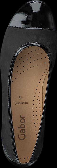 Kjøp Gabor 44.161.17 Black Svarte Sko Online