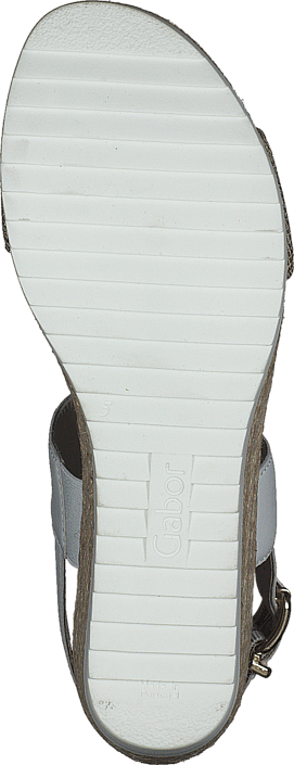 Kjøp Gabor 45.590.62 White Beige Sko Online