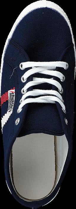 Kjøp Kawasaki Tennis Navy Blå Sko Online