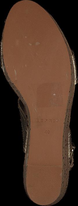 Kjøp Esprit 036EK1W044 Beige Beige Sko Online