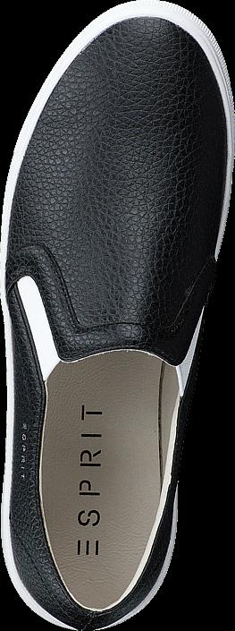 Kjøp Esprit 016EK1W021 Black Svarte Sko Online