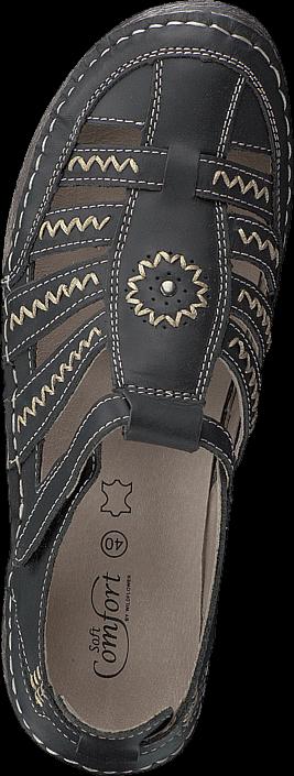 Kjøp Soft Comfort Faima2 06 Black Beige Sko Online