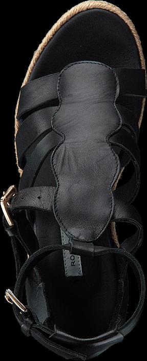 Kjøp Rodebjer Juliana Black Svarte Sko Online