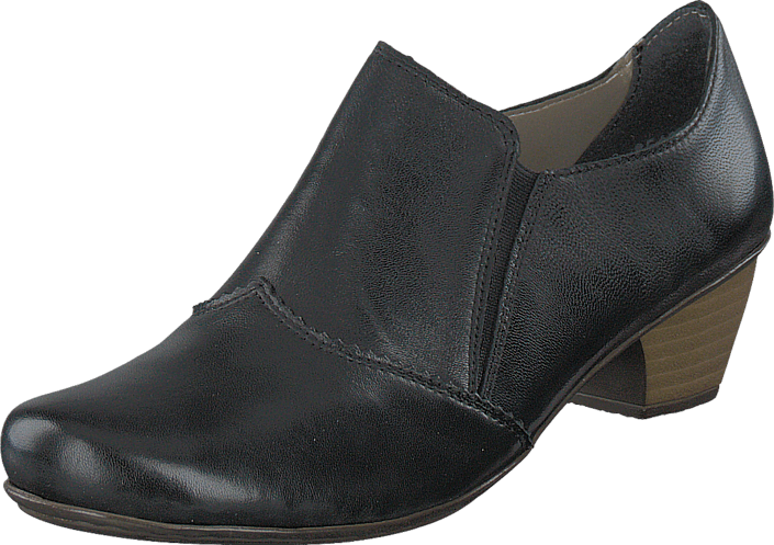 Kjøp Rieker 41751-01 Black Svarte Sko Online