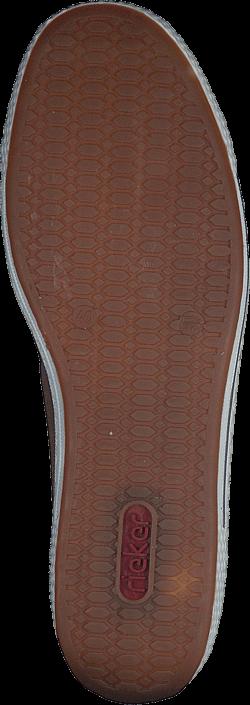 Kjøp Rieker L3041-64 Beige Beige Sko Online