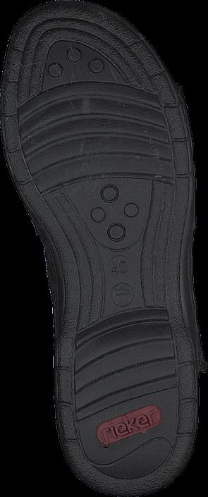 Kjøp Rieker 64598-00 Black Svarte Sko Online