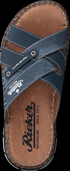 Kjøp Rieker 25199-14 Blue Brune Sko Online