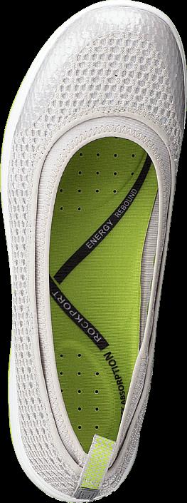 Kjøp Rockport Walk360 Windchime/Lime Washable Hvite Sko Online