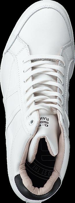 Kjøp G-Star Raw Yield Wmn Wedge Mono Bright White Hvite Sko Online