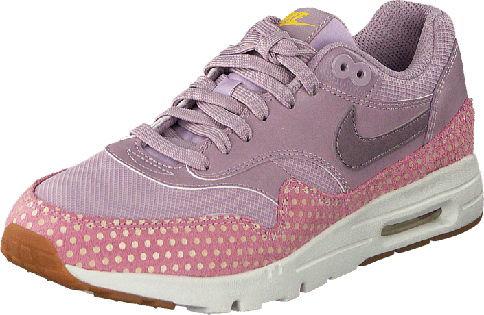 Kjøp Nike W Air Max 1 Ultra Essentials Plm Fg/Prpl Smk-Blchd Llc-Vrst Rosa Sko Online