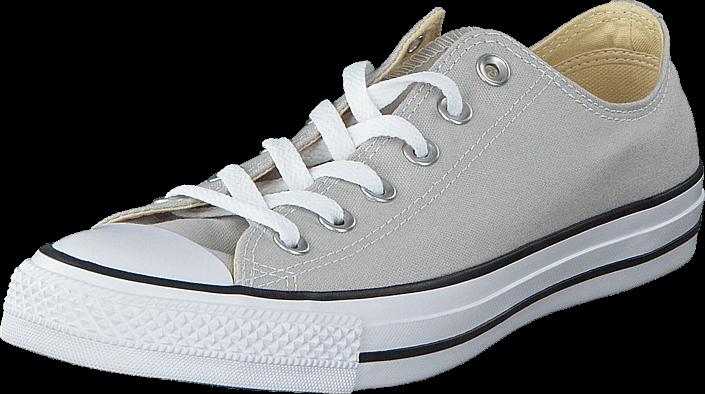 Kjøp Converse All Star-Ox Mouse/white/black Hvite Sko Online