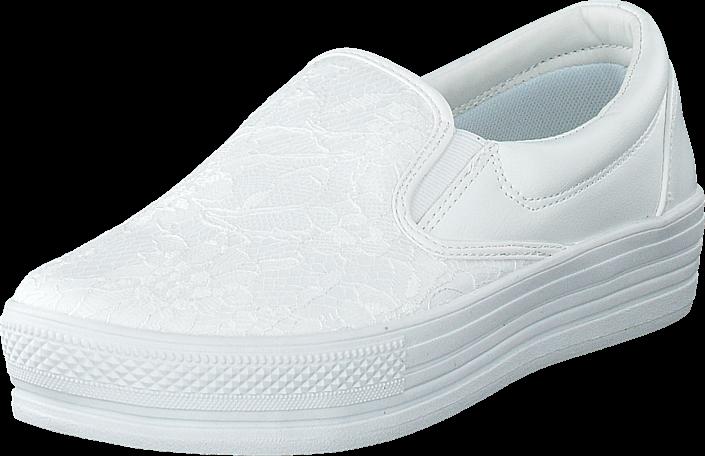 Kjøp Duffy 73-50755 White Hvite Sko Online