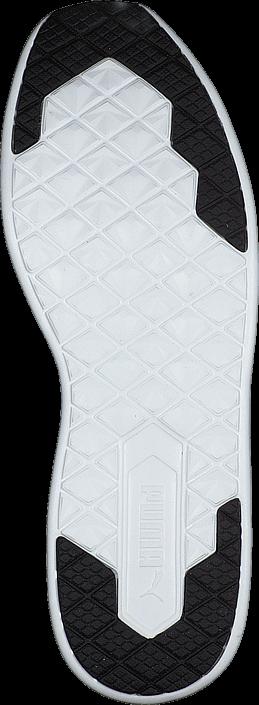 Kjøp Puma ST Trainer Evo Black-White Svarte Sko Online