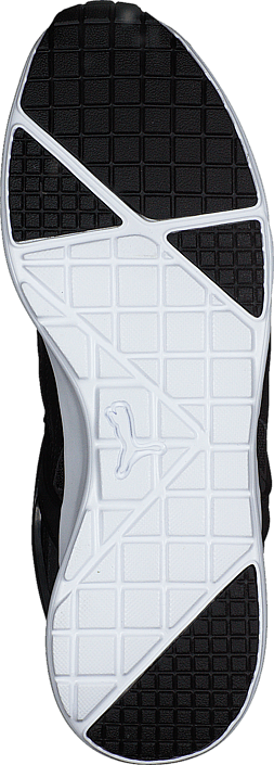 Kjøp Puma Aril Blaze Black-White Svarte Sko Online