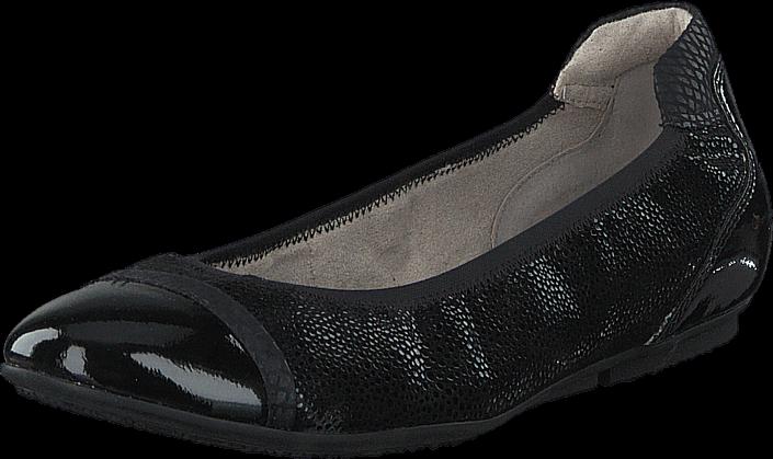 Kjøp Tamaris 1-1-22139-26 009 Black str/Black Svarte Sko Online