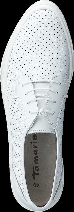 Kjøp Tamaris 1-1-23632-26 100 White Hvite Sko Online