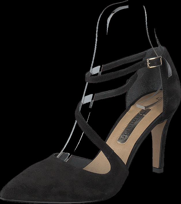 Kjøp Tamaris 1-1-24423-26 001 Black Svarte Sko Online