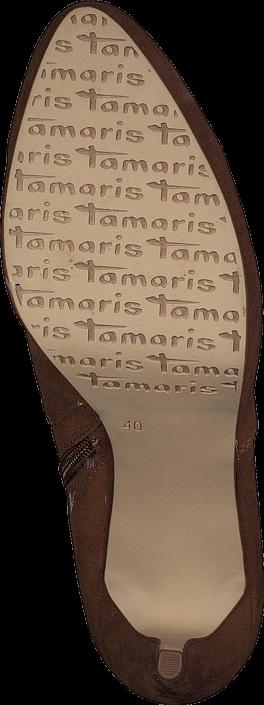 Kjøp Tamaris 1-1-25323-26 305 Cognac Brune Sko Online