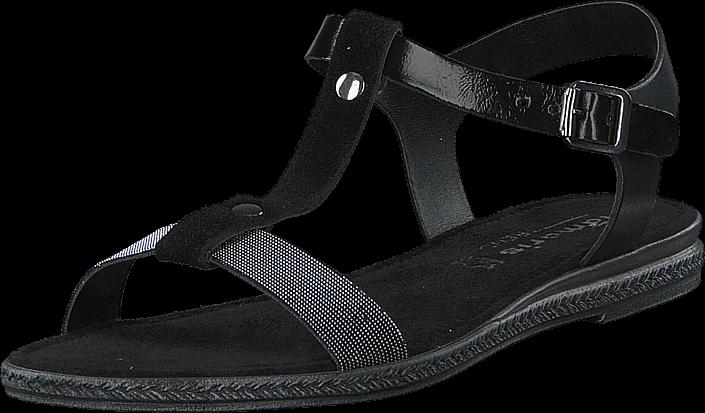 Kjøp Tamaris 1-1-28149-26 091 Black Glam Svarte Sko Online
