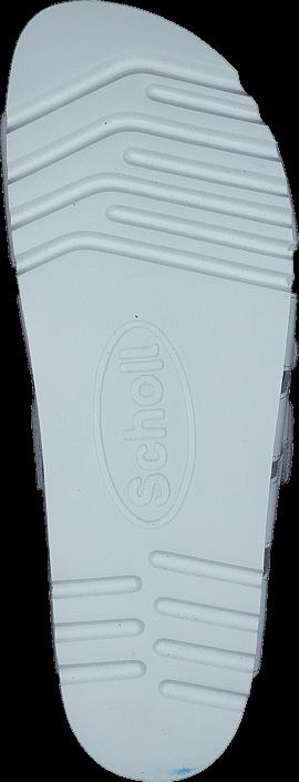 Kjøp Scholl Alabama White/White Beige Sko Online